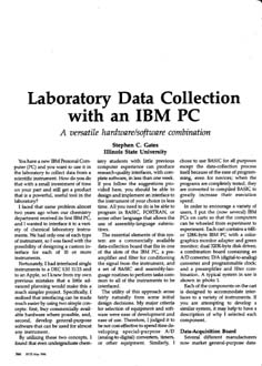 "1984 feature article The key features of a ""case study"" are its scientific credentials and its evidence base for professional applications 1984, 1994), and education (stake."