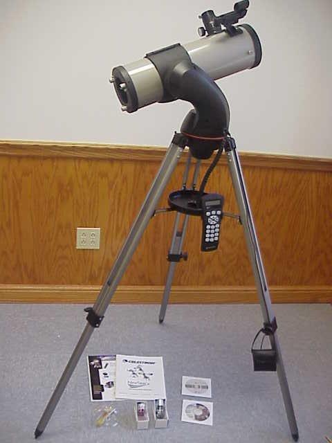 celestron nexstar 114 gt rh scientific solutions com The Computerized Newtonian Images Taken with NexStar 114GT Telescope The Computerized Newtonian Images Taken with NexStar 114GT Telescope